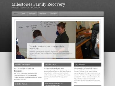 Milestones Family Recovery Program 306 SW 8th Street