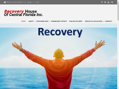 Recovery House Of Central Florida 591 Lake Minnie Drive