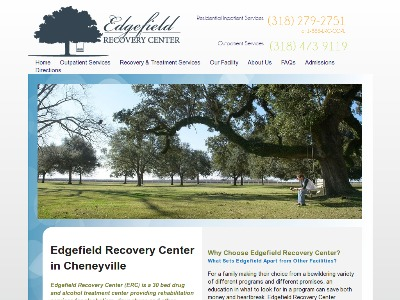 Edgefield Recovery Center 10627/10631 Highway 71 South