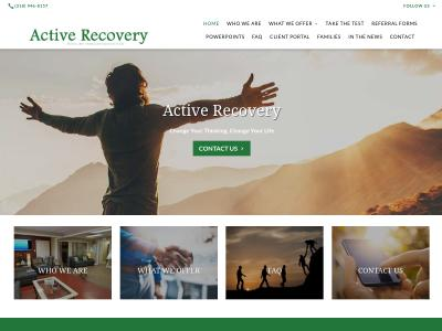 Active Recovery 421 Meadowview Drive