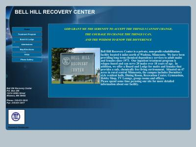 Bell Hill Recovery Center 12214 200th Street