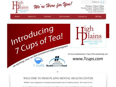 High Plains Mental Health Center 783 7th Street