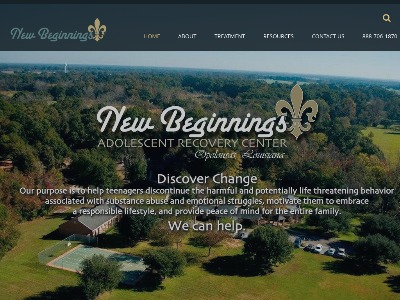 New Beginnings Add Recovery Ctr 1649 Linwood Loop