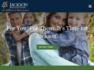 Jackson Recovery Centers Inc 3200 West 4th Street