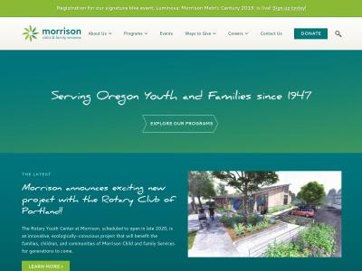 Morrison Child And Family Services 11035 NE Sandy Boulevard