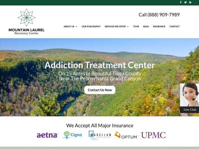 Mountain Laurel Recovery Center 355 Church Street