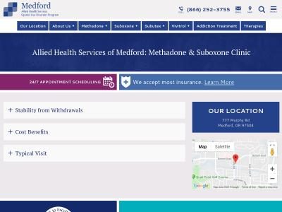 Allied Health Services 777 Murphy Road
