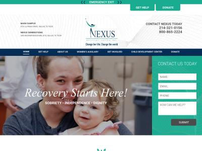 Nexus Recovery Center Inc 8733 La Prada Drive