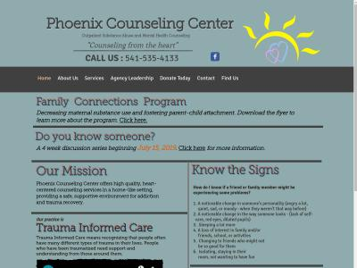 Phoenix Counseling Center Inc 149 South Main Street