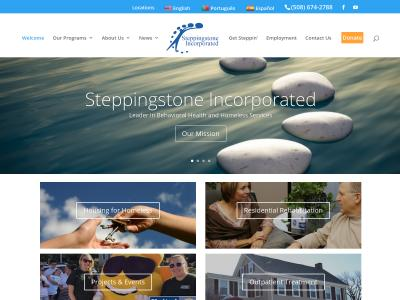 Steppingstone Inc 522 North Main Street