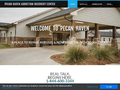 Pecan Haven Addiction Recovery Center 2321 Highway 80 East
